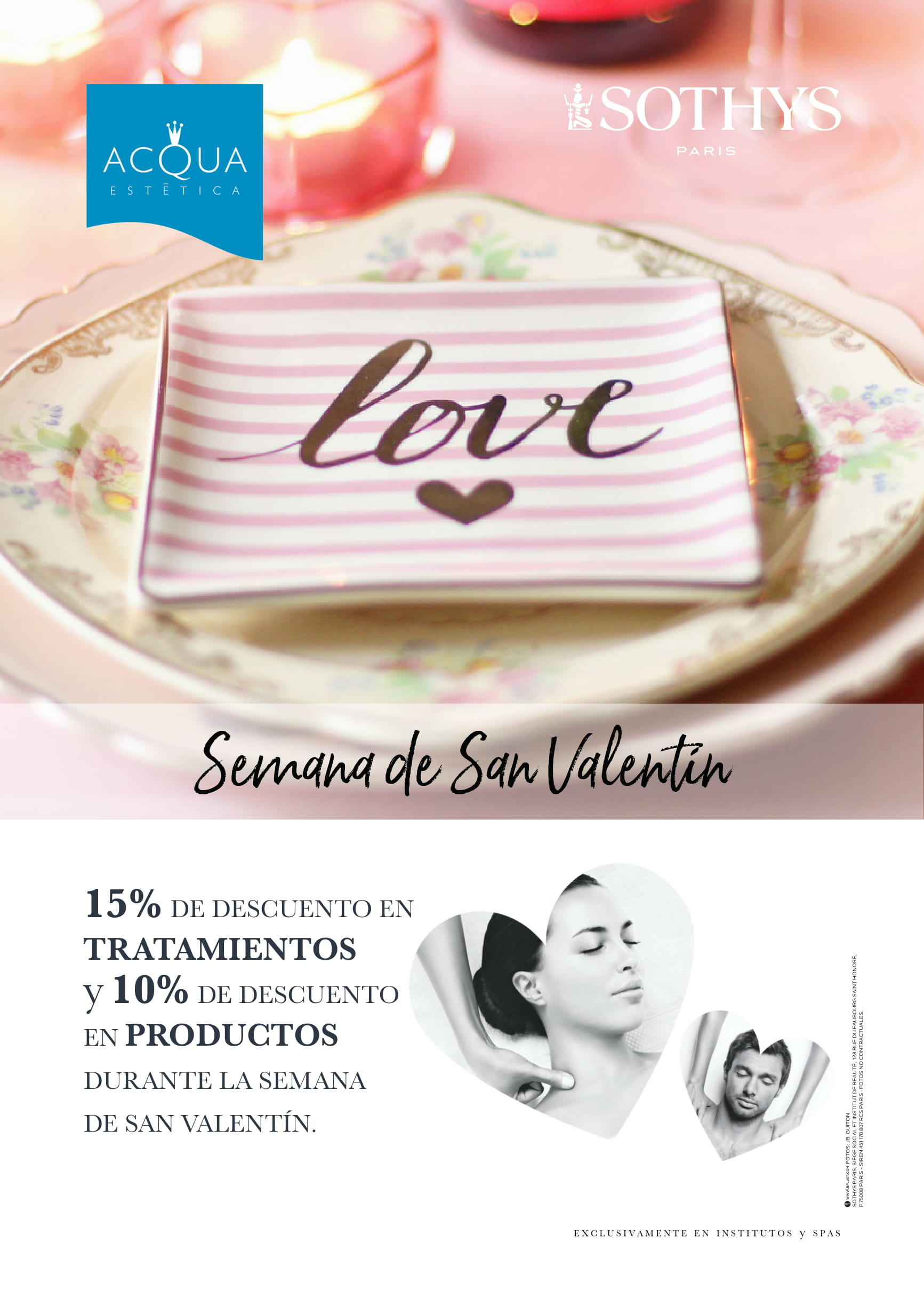 [PROMO FINALIZADA] Semana de San Valentín