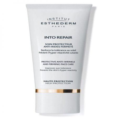 Crema facial reparadora