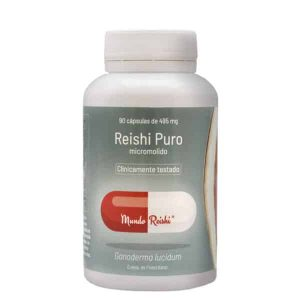 Reishi puro en cápsulas | Acqua Estética